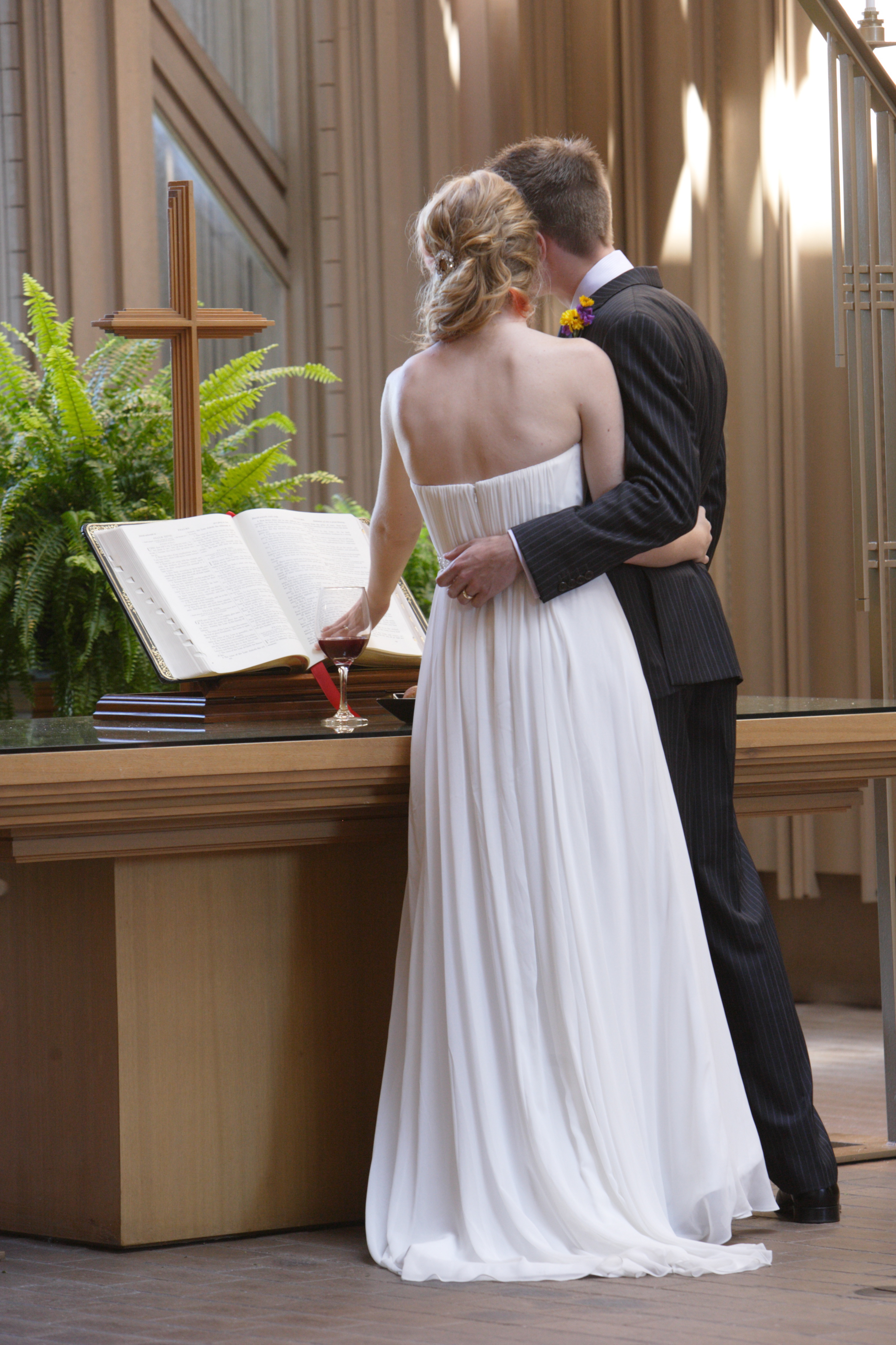 The Altar in Marriage