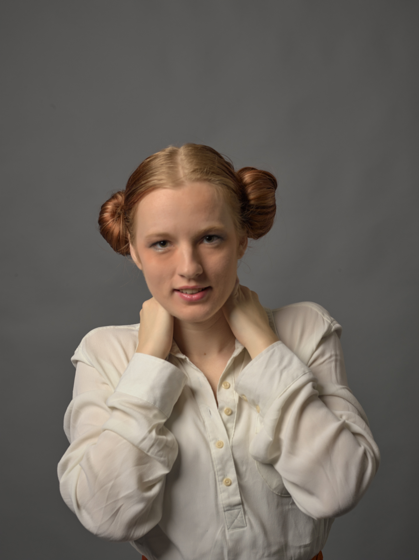 may the 4th be with you star wars photo shoot princess leia